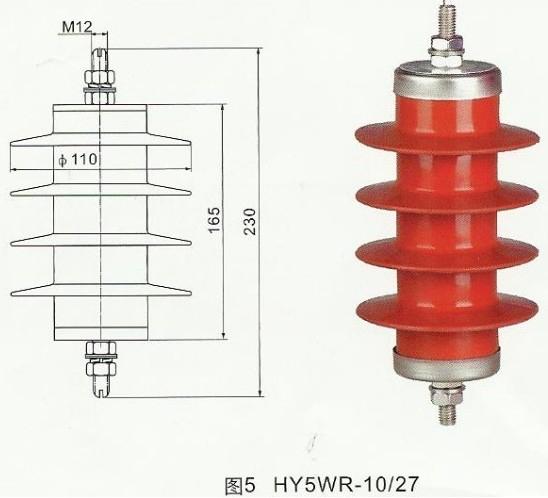 电容型HY5WR-10-27