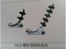 NLDl螺栓型耐张线夹